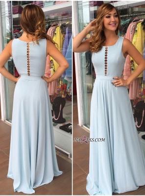 Long chiffon prom Dress UK, evening party Dress UK on sale_1