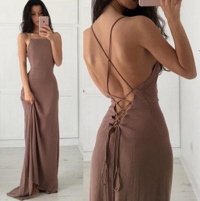 Sexy Sleeveless Lace-up Prom Dress UK Long Floor Length BA3934_1