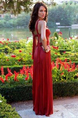 Classy Halter Long Prom Dress UKes UK Floor length_3