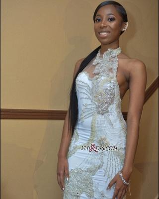 White beadings prom Dress UK, backless evening gowns BK0_2