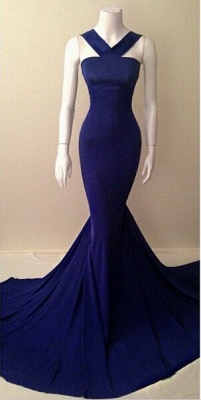 Elegant Sexy Womens Mermaid Prom Dress UKes UK Online Simple Design Evening Party Gowns_1