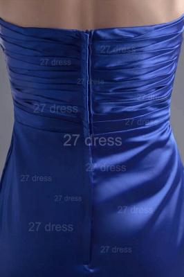 Modern Sweetheart Sleeveless Evening Dress UK Sweep Train Zipper_4