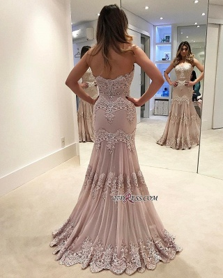 Modern prom Dress UK, lace long evening gowns_1