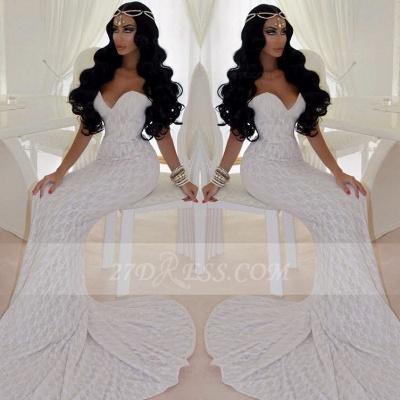 Chiffon Mermaid Prom Dress UKes UK Sweetheart Luxury Evening Sleeveless Pink Appliques Gowns Sweep Train_2