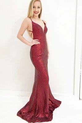 Luxury Sequins Prom Dress UK | Mermaid Formal Wears_1