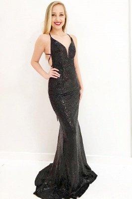 Luxury Sequins Prom Dress UK | Mermaid Formal Wears_3