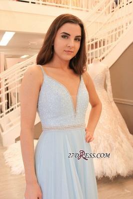 Long chiffon prom Dress UK, evening party Dress UK on sale BA8158_2