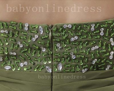 Sweetheart Ruffles Green Evening Dress UKes UK BabyonlineDress UK Beading Sheath Dark Gowns_3