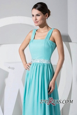 Beads Sequins Sleevless Chiffon Sexy Elegant Strapless Bridesmaid Dress UKes UK_4