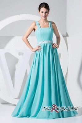 Beads Sequins Sleevless Chiffon Sexy Elegant Strapless Bridesmaid Dress UKes UK_6