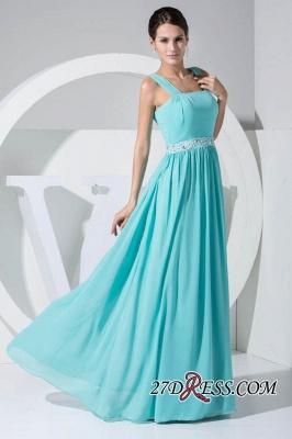 Beads Sequins Sleevless Chiffon Sexy Elegant Strapless Bridesmaid Dress UKes UK_3