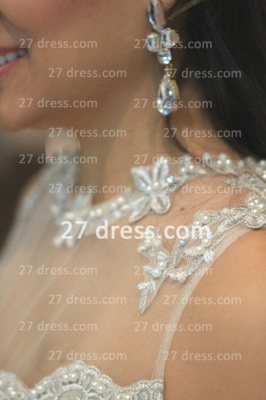 Pearl Short Lace Prom Dress UKes UK New Arrival Lindo Vestido Party Gowns See Through Sleeveless Green_3