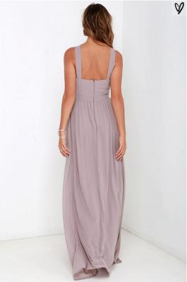 Sexy Strap Sleeveless Prom Dress UK Floor Length Zipper Back BA3185_3