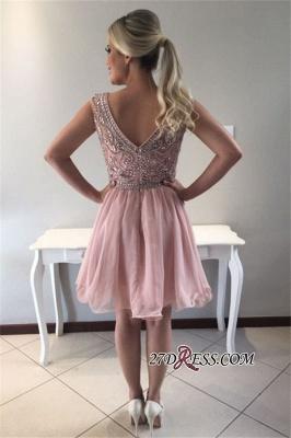 Crystal short prom Dress UK, homecoming Dress UK_2