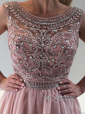 Crystal short prom Dress UK, homecoming Dress UK_3