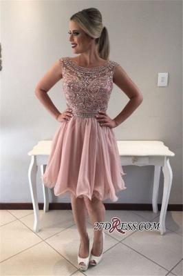 Crystal short prom Dress UK, homecoming Dress UK_4