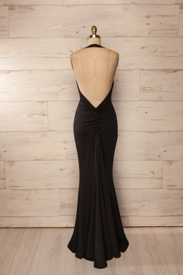 Elegant Sleeveless Backless Prom Dress UKes UK Long Mermaid Party Gown BA3168_3