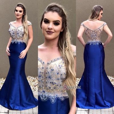 Mermaid beadings prom Dress UK, evening Dress UK on sale_1