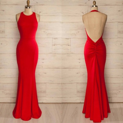 Elegant Sleeveless Backless Prom Dress UKes UK Long Mermaid Party Gown BA3168_4