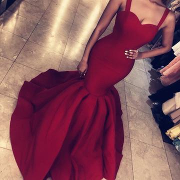 Elegant Sweetheart trumpt Prom Dress UK UKes | Sleeveless Open Back Evening Dress UKes UK_4