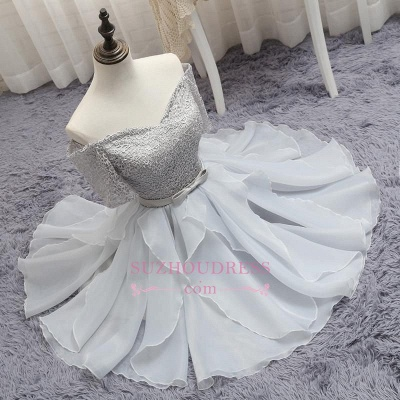 Short A-Line Lace Off-the-Shoulder Bowknot Sexy Homecoming Dress UK_1