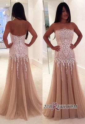 Lace tule prom Dress UKes UK, mermaid evening Dress UK_2