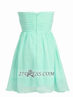 Lovely Semi-sweetheart Sleeveless Cocktail Dress UK Beadings Crystals Zipper Chiffon Short Homecoming Gown_2