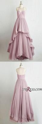 Chic Sleeveless Tiere A-Line Jewel Prom Dress UKes UK On Sale_2