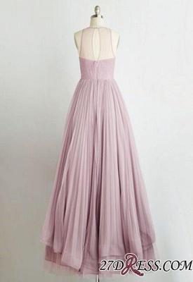 Chic Sleeveless Tiere A-Line Jewel Prom Dress UKes UK On Sale_5