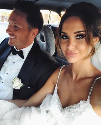 Fashion Backless Lace Wedding Dress | Sexy Mermaid Bridal Gowns_4