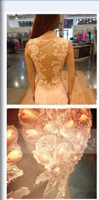 Beadings Sheath Elegant Prom Dress UK Side Slit Sweep Train Satin Applique and_2