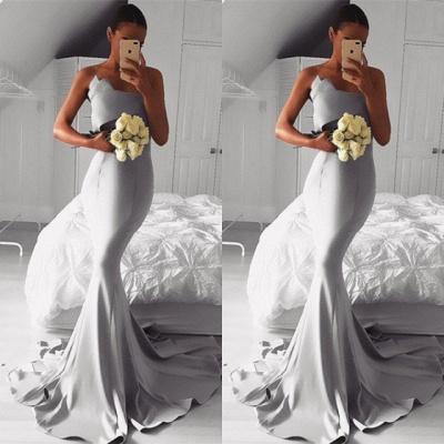 Sexy 2019 Evening Dress UK Online | Sexy Mermaid Prom Dress UK_3